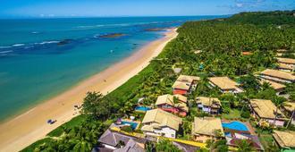 Residence Pé na Areia - פורטו סגורו - חוף