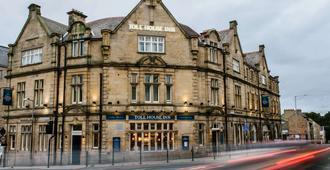 Toll House Inn - Lancaster - Edifício