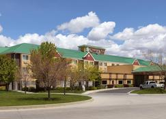 Crystal Inn Hotel & Suites West Valley City - West Valley City - Rakennus