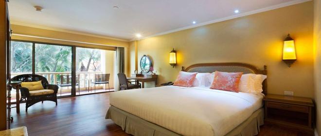 Dusit Thani Hua Hin - Cha-am - Bedroom