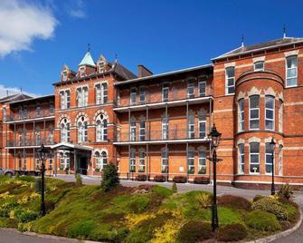 Ambassador Hotel & Health Club Cork - Cork - Rakennus