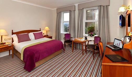 New Ambassador Hotel & Health Club - Cork - Schlafzimmer