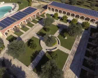 Hotel Relais Antica Masseria - Turi - Venkovní prostory