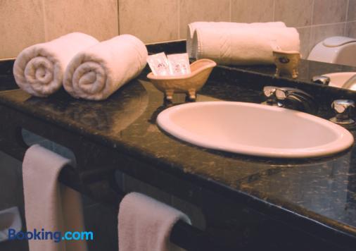 Hotel Ricadi - Piriápolis - Bathroom