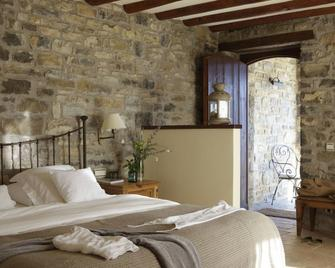 Casa de San Martín - Broto - Bedroom