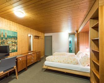 Fischers Alpenhotel - Kerns - Bedroom