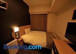 Dormy Inn Ueno Okachimachi Hot Spring - Tokyo - Bedroom