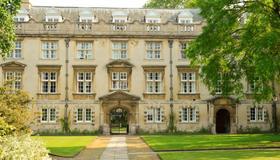Christs College Cambridge - Cambridge - Building