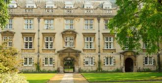 Christs College Cambridge - Cambridge - Rakennus
