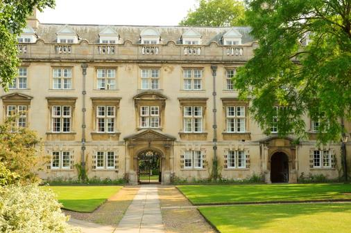 Christ's College Cambridge - Cambridge - Building