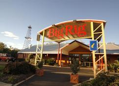 Best Western Bungil Creek Motel - Roma - Edificio