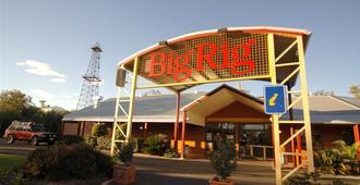 Best Western Bungil Creek Motel - Roma