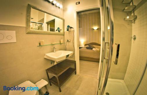 維斯康緹住宿加早餐酒店 - 那不勒斯/拿坡里 - 浴室