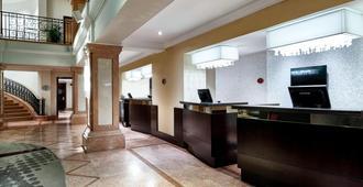 JW Marriott Hotel Rio de Janeiro - Rio de Janeiro - Rezeption