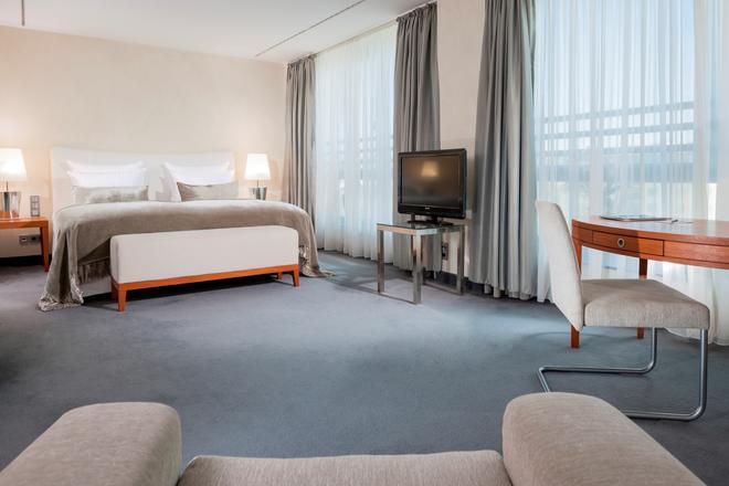 Dorint Pallas Wiesbaden - Wiesbaden - Bedroom