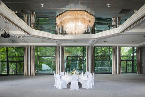 威斯巴登帕拉斯多林特酒店 - 威斯巴登 - 威斯巴登 - 宴會廳