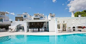 Anthea Hotel - Tinos - Pool