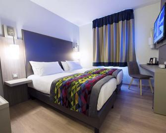Hôtel Kyriad Saint-Quentin - Saint-Quentin - Bedroom
