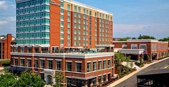 Hilton Garden Inn Nashville Downtown/Convention Center - Nashville - Edificio