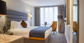 The Metro Hotel Dublin Airport - Dublin - Bedroom