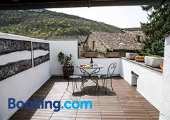 La Résidence - Saint-Antonin-Noble-Val - Balcony