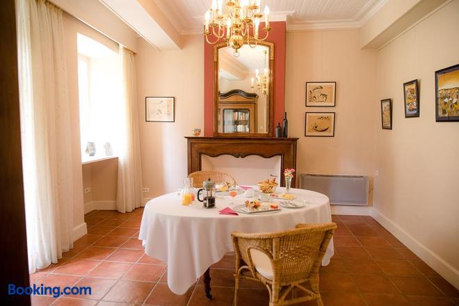 La Résidence - Saint-Antonin-Noble-Val - Dining room