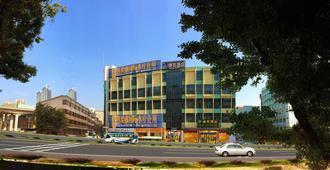 Cheng Yue Selected Hotel Guangzhou Junye Nangang Branch - Cantón - Edificio