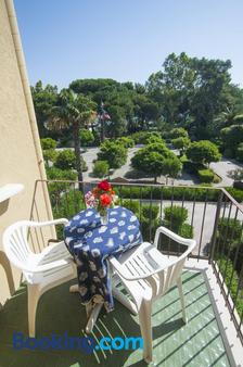 Hotel Le Acacie - Capoliveri - Balcony