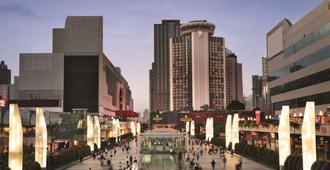 Shangri-La Shenzhen - שנג'ן - נוף חיצוני