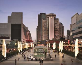 Shangri-La Hotel Shenzhen - Shenzhen - Outdoors view