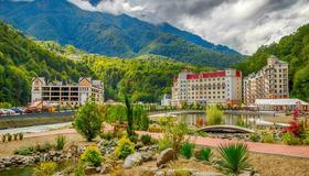 Mercure Rosa Khutor Hotel - Estosadok - Outdoor view