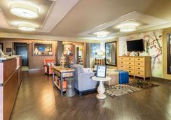 Comfort Inn - Tupelo - Lobby