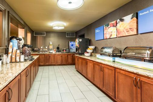 Comfort Inn - Tupelo - Buffet
