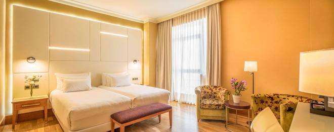 NH Collection Vigo - วิโก้ - ห้องนอน