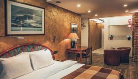 Hotel Super 8 - סקופיה - חדר שינה