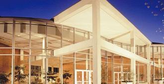 The University Of Georgia Center For Continuing Education & Hotel - את'נס - בניין