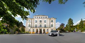 Wellness Hotel La Passionaria - Mariánské Lázně - Bygning
