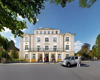 Wellness Hotel La Passionaria - Марианске Лазне - Здание
