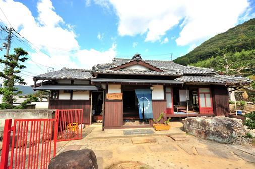 Omeguri-an - Seiyo - Building