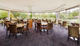 貝斯特韋斯特霍維爾特雷酒店 - 南奧伯立 - 阿爾伯尼 - 餐廳