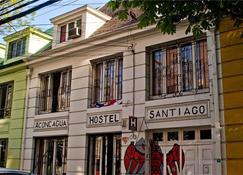 Atacama Hostel Backpackers - Santiago de Chile - Edificio