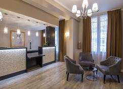 Hotel Paganini - Nice - Reception