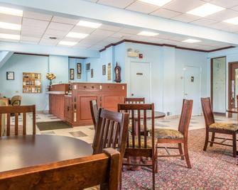 Rodeway Inn - Brookville - Restaurace