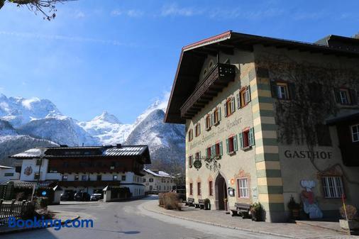 Hotel - Wirts'haus 'Zum Schweizer' - Lofer - Building