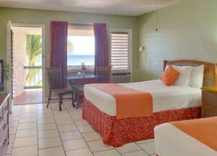 Bolongo Bay Beach Resort - Saint Thomas Island - Sypialnia