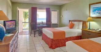Bolongo Bay Beach Resort - Saint Thomas Island - Schlafzimmer