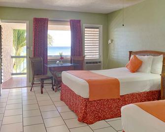 Bolongo Bay Beach Resort - Saint Thomas Island - Bedroom