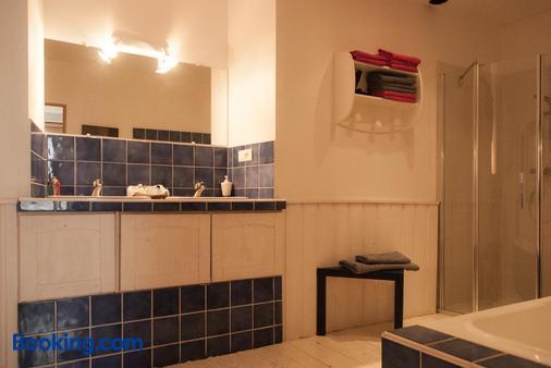 Les Chambres de Lourmel - Pontivy - Bathroom