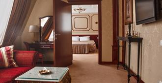 Aurora Premier Hotel - Charkiv - Sovrum