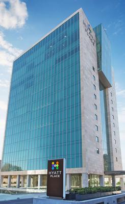 聖地牙哥維塔庫拉 Hyatt Place 酒店 - 聖地牙哥 - 聖地亞哥 - 建築